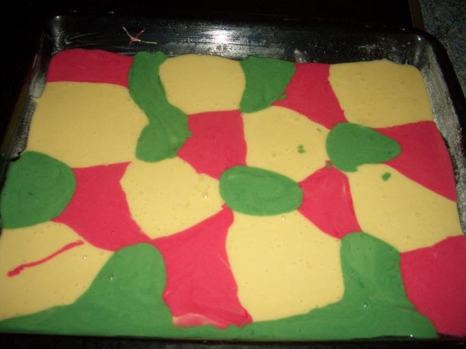 Im Test Regenbogenkuchen Von Ruf Mein Reine Wasche Tagebuch