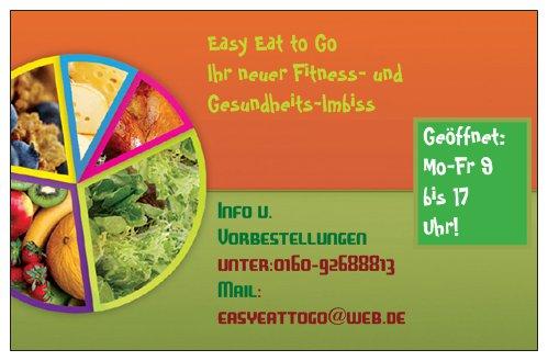 Easy Eat to Go Karte1