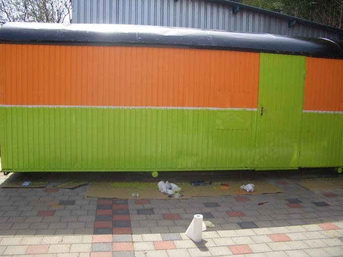 Imbiss-Container Start 038